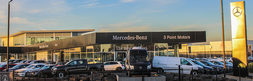 3 Point Motors Mercedes-Benz Cooper St Epping