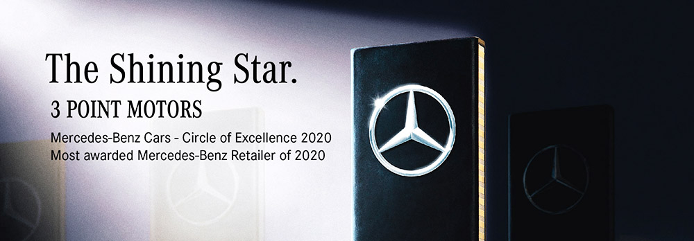 3 Point Motors - Most Awarded Mercedes-Benz Dealership in 2020