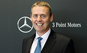Brad Goodings 3 Point Motors Mercedes-Benz