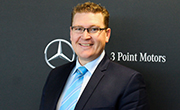 Luke Holub Mercedes-Benz