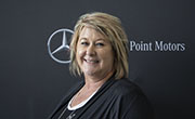 Pauline Black 3 Point Motors Mercedes-Benz