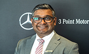 Sathis Bhaskaran 3 Point Motors Mercedes-Benz